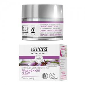 Lavera Faces Firming Night Cream