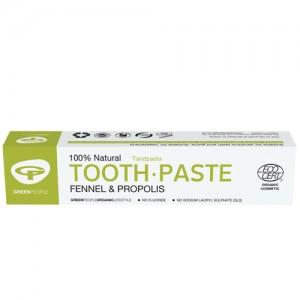 Fluoride Free Fennel Toothpaste