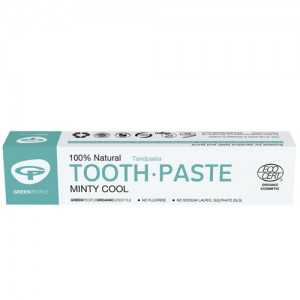 Minty Cool Fluoride Free Toothpaste