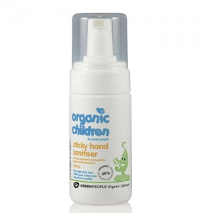 Organic Children Sticky Hand Sanitiser