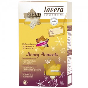 Lavera Gentle Honey & Almond Gift Set