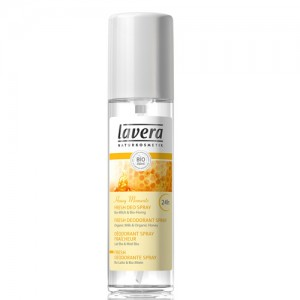 Lavera Honey Organic Deodorant Spray