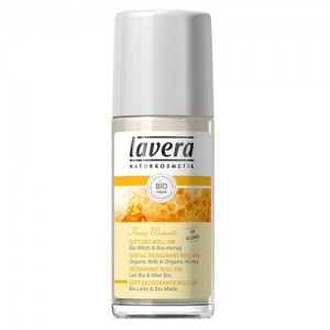 Lavera Honey Roll On Organic Deodorant