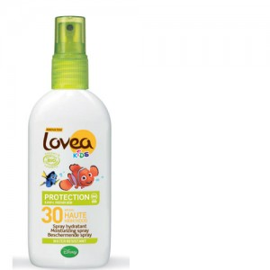 Lovea Organic Sunscreen Kids SPF30