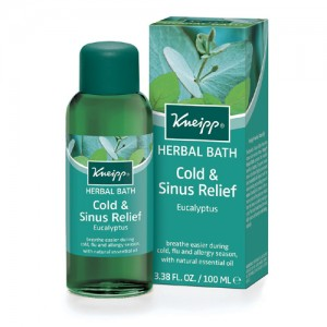 Kneipp Herbal Bath - Cold Season - Eucalyptus |