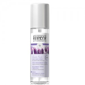 Lavender Organic Deodorant Spray