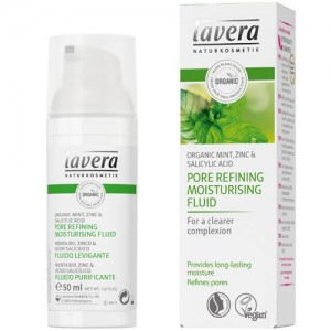 Lavera Pore Refining Moisturising Fluid