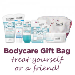 Lavera Basis Bodycare Gift Bag