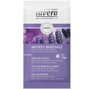 Lavera Calming Lavender Bath Sea Salts
