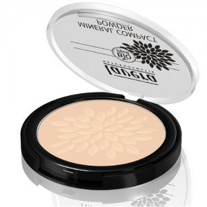 Lavera Mineral Compact Powder - 01 Ivory