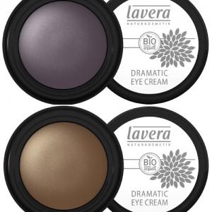 Lavera Dramatic Eye Cream in 2 flattering shades