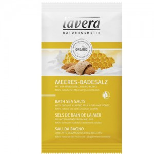 Lavera Gentle Honey and Almond Bath Sea Salts