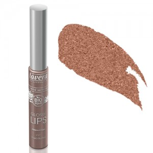 Lavera Glossy Lips 04 Almond Kiss