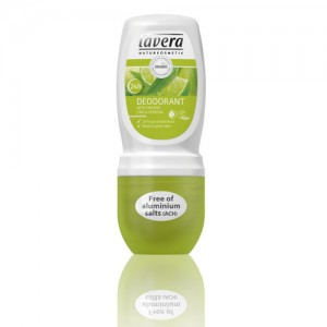Lavera Lime Roll On Organic Deodorant