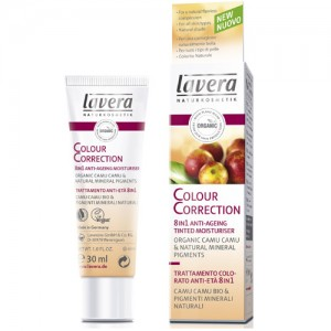 Lavera Colour Correction Cream (CC) SPF6 SAMPLE