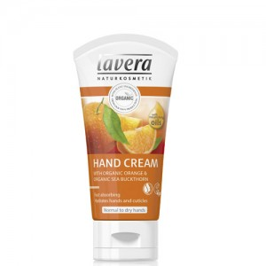 Lavera Revitalising Orange Hand Cream