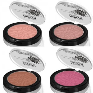 Lavera Mineral Rouge Powder Blush in 4 shades