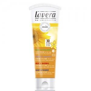 Lavera Baby & Child Sun Cream SPF 30