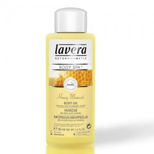 Lavera Honey Moments Body Oil
