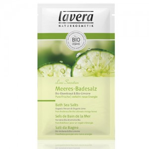 Lavera Lime Sensation Bath Salts