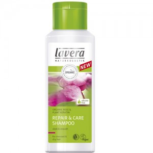 Lavera Repair & Care Shampoo for dry hair