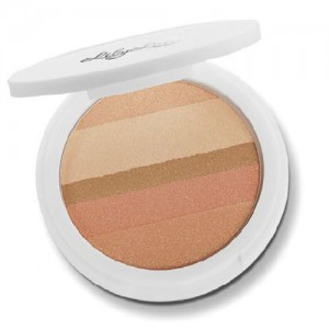 Lily Lolo Honey Glow Shimmer Stripes