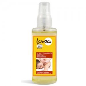 Lovea Oriental Organic Massage Oil
