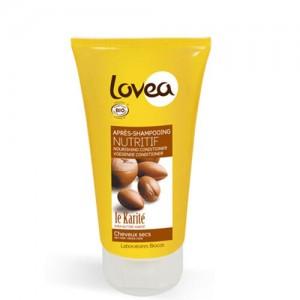 Lovea Shea Butter Organic Conditioner