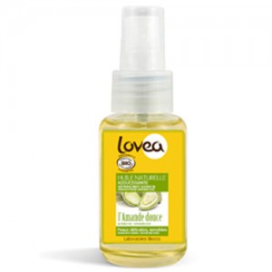 Lovea Organic Sweet Almond Oil