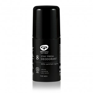 Organic Homme No.8 - Stay Fresh Deodorant