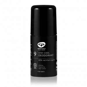 Organic Homme No.9 - Stay Cool Deodorant by Green People