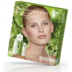 Madara 3  Step Pack: Dry Skin
