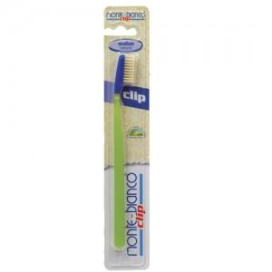 Natural Bristle Toothbrush Medium