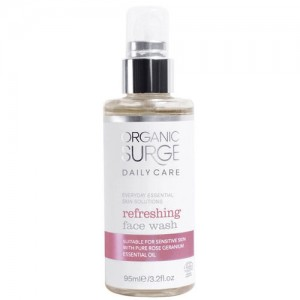 Organic Surge Mini Daily Care Refreshing Face Wash