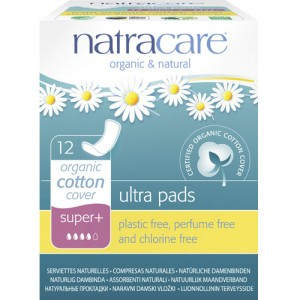 Natracare Ultra Pads Super Plus