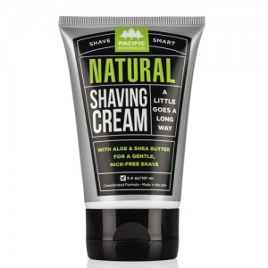 Pacific Shaving Co. Natural Shaving Cream