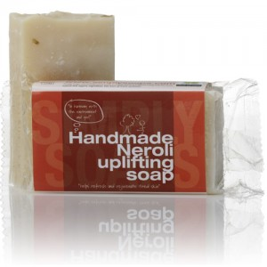 Handmade Soap Uplifting Neroli