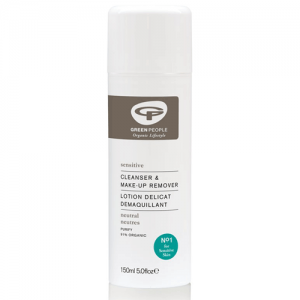 Green People Scent Free Cleanser & Makeup Remover