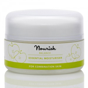 Nourish Balance Essential Moisturiser for combination skin