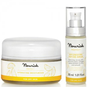 Nourish Protect Hydrating Moisturiser & Peptide Serum