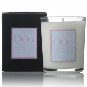 "Natural Candles ""Ooo"" For Romance"