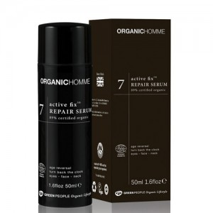 Organic Homme Active Fix Anti Ageing Serum
