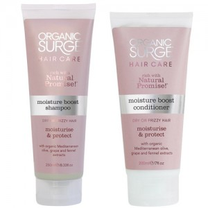 Organic Surge Moisture Boost Shampoo & Conditioner Bundle