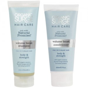 Organic Surge Volume Boost Shampoo & Conditioner Bundle