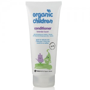 Organic Children Conditioner Lavender