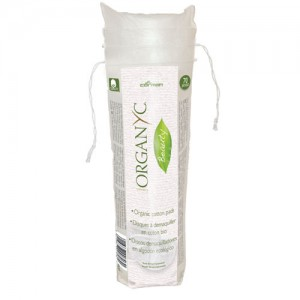 Organyc Organic Cotton Wool Pads