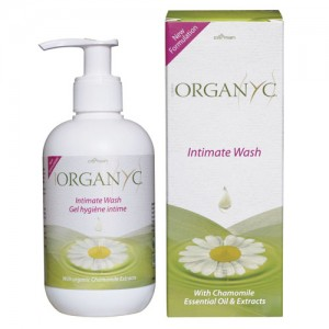 Organyc Intimate Wash
