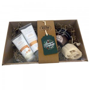 Organic Surge Tropical Bergamot Body Care Hamper