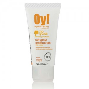 OY! Soft Glow Gradual Tan for the face