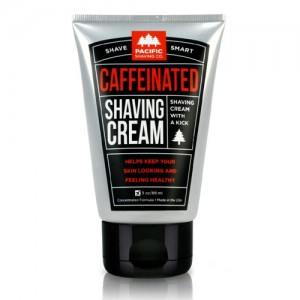 Pacific Shaving Caffeinated Shaving Cream